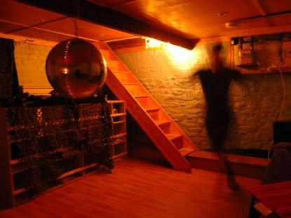 Home Made Nightclub - Ghost Dancer - Photo by David J Rodger