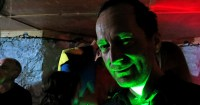Photo of David J Rodger electric lighting by Innsmouth Company