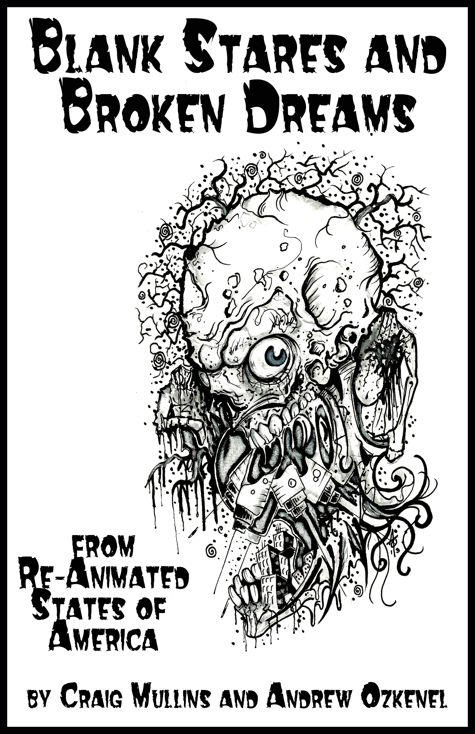 Like Lovecraft? Check out Re-Animated States of America