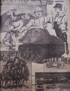 El Nacional, September 1938