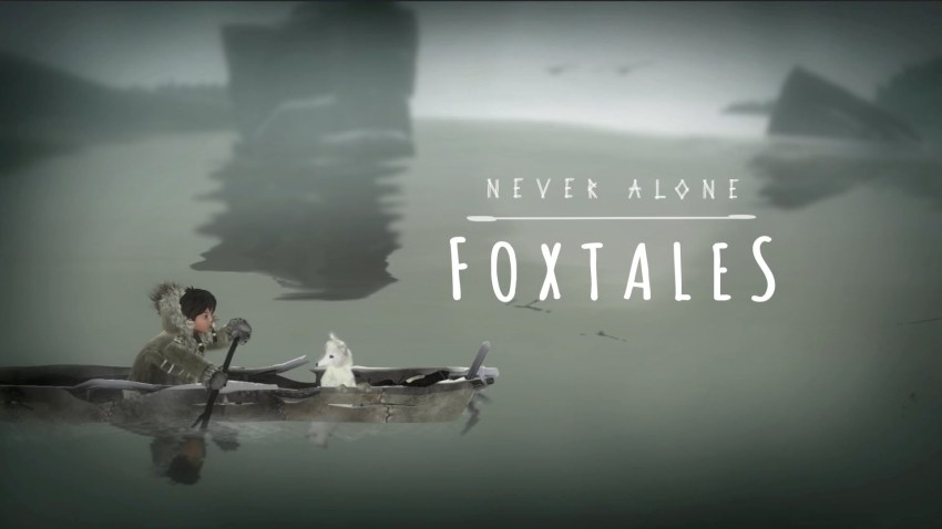 Image result for Never Alone