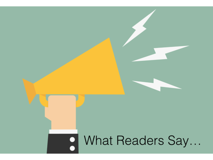 What Readers Say