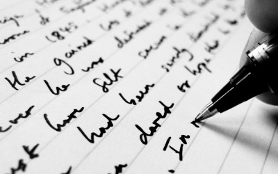 January 25, 2017- Fine Writing