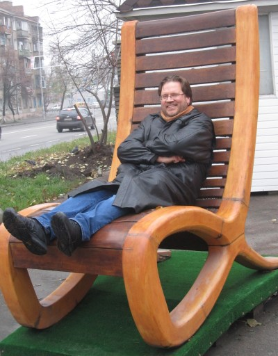 Dave-in-Chair