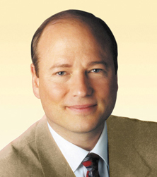 Photo of Dr. John Hagelin