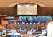 Under möte med utskottet för budgetkontroll begär jag bordläggning av ärendet som skulle ge kommissionen ansvarsfrihet för de pengar de delat ut från utvecklingsfonden under 2019. Detta då de ännu inte kan garantera att pengar inte gått till att finansiera tvångsarbete i Eritrea.