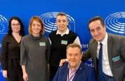 Möte med människorättsorganisationer från Västra Balkan för att diskutera rättssystemet och situationen för civilsamhället.