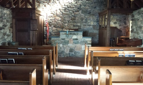 Chapel, Boothbay Harbor, Maine