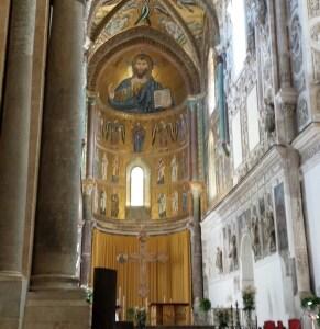 Palantine chapel, Palermo, Sicily
