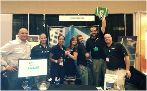 Our team at SPTechCon