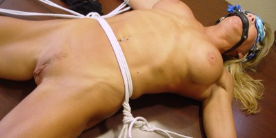 Table Tied Tickle Tease