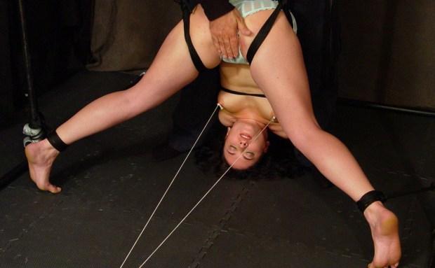Sensual Yoga Bondage
