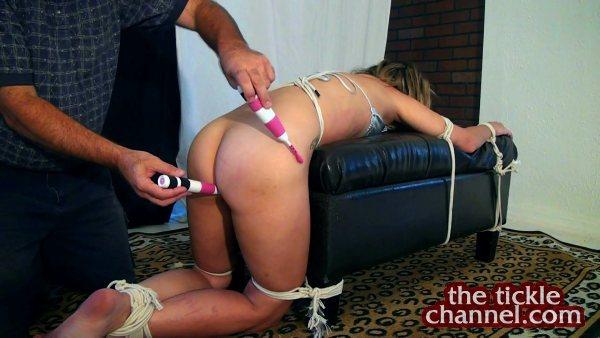 Bikini Bimbo Tickling