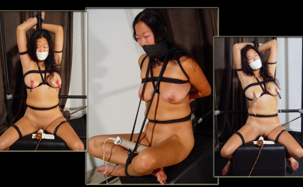 Asian Bondage Torment