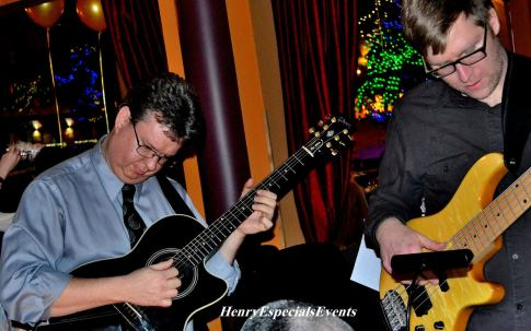 New Years Eve 2013 K-Libre 24 at Mediterranean Cruise Cafe
