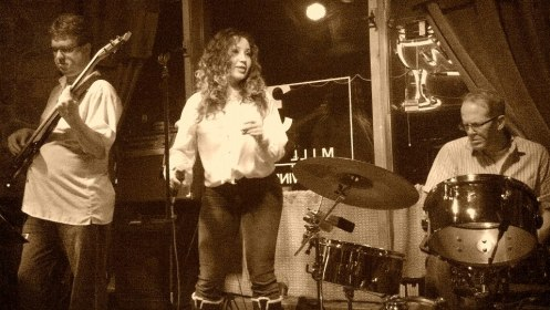 With Esti Price, Joel Arpin, and Havana Hi-Fi at 318 Cafe, Excelsior, MN