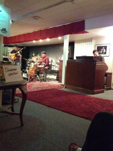 At Jazz Central with Jake Baldwin, Tanner, Mac 5-5-14(2)