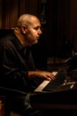 Mike Smith-keys, David Martin-guitar, John Bertsch-sax, Charles Hayes-bass, Erick Ballard-drums