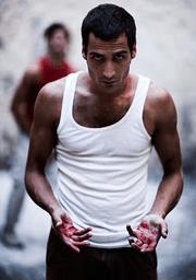 Mejor interpretación masculina protagonista - Raúl Prieto