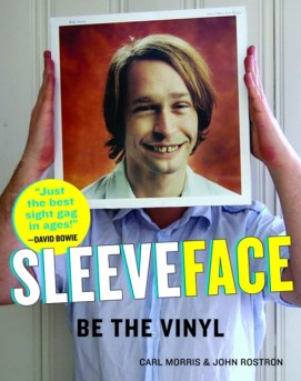 En 2008 publicaron un libro con una selección de 200 imágenes: 'Sleeveface : Be The Vinyl'.