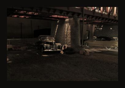 An Abandoned Cadillac