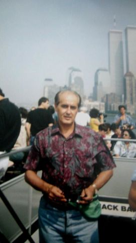 Ángel en New York