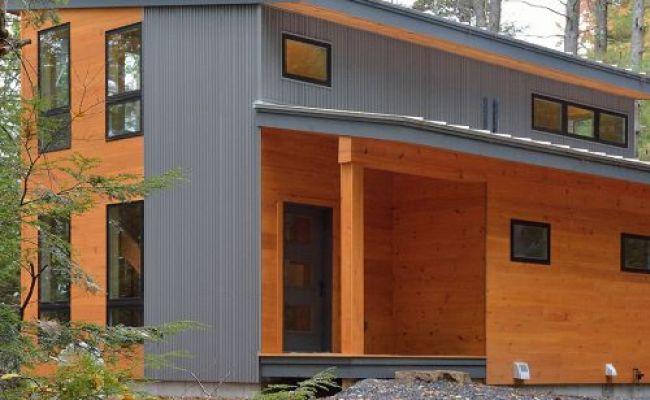 Couple S Cottage David Matero Architecture
