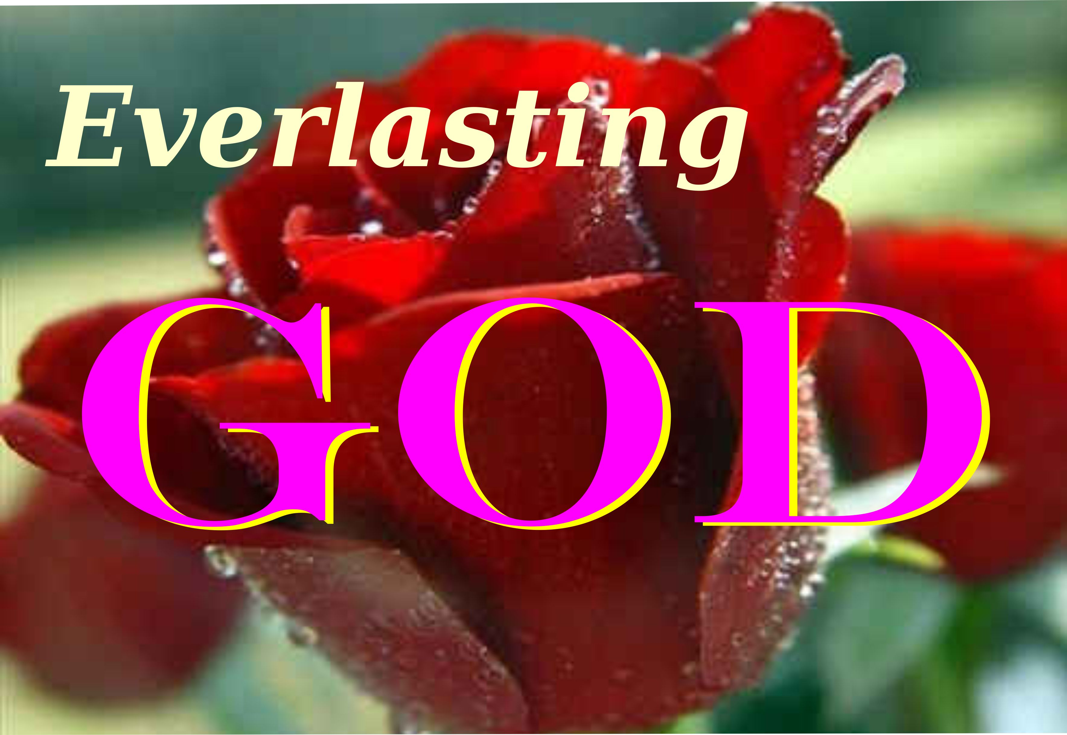 Everlasting  What life fire  mentioned in the Holy