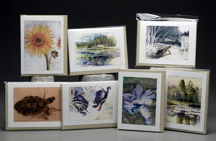 Note Cards by Carroll Studio Gallery