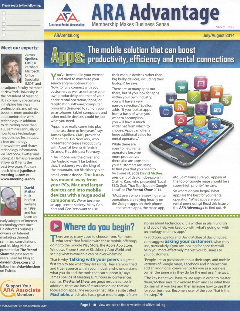 Apps Interview 3