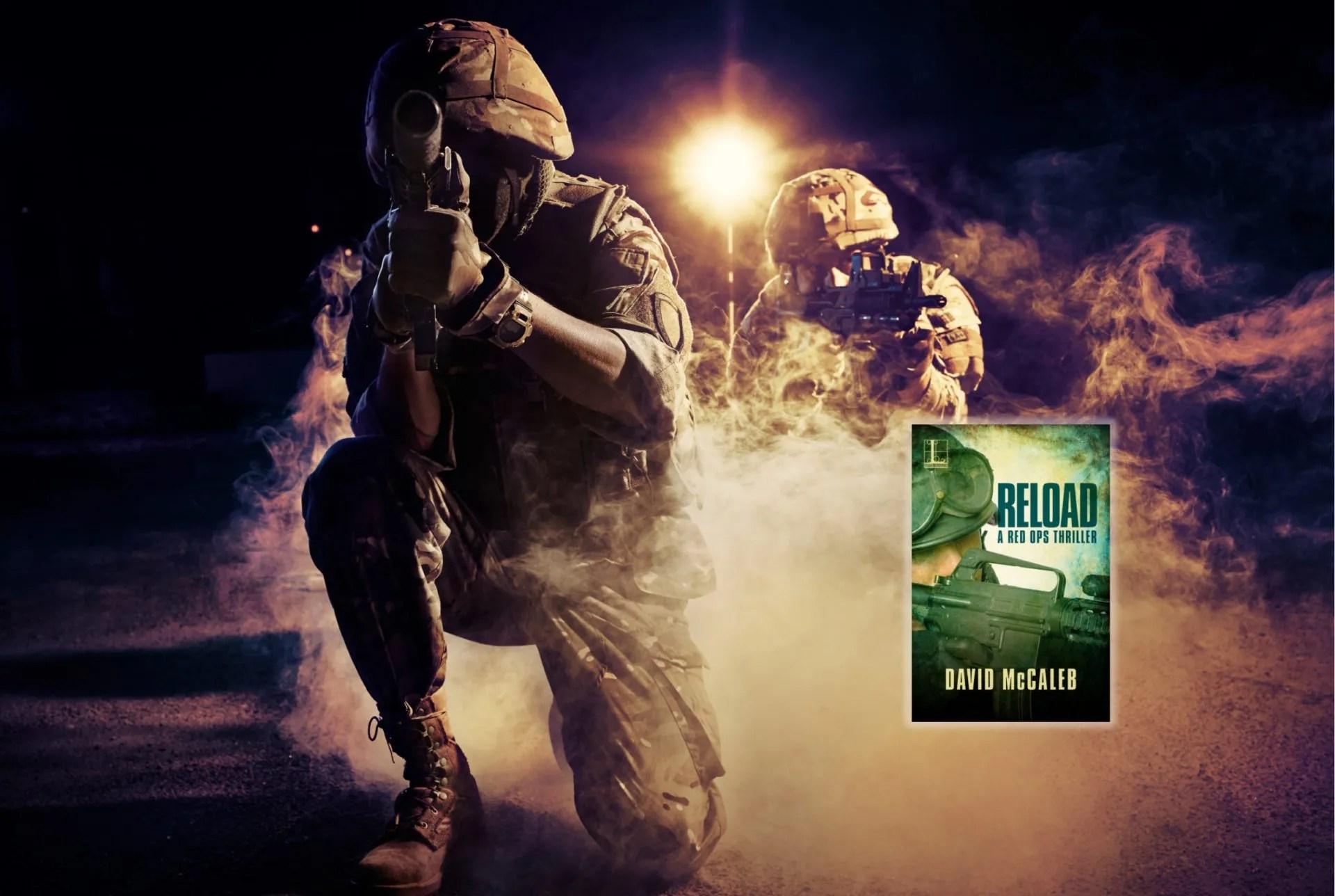 Header RELOAD novel