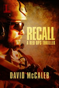 Cover of novel RECALL by David McCaleb