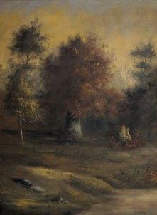 18 x 24 Oil on Canvas