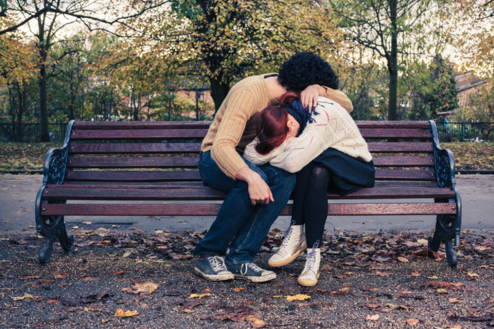 Hardships in Marriage - The Glue that Holds You Together