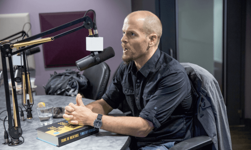 Start a successful podcast like Tim Ferriss