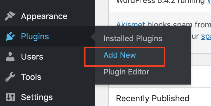 How to add a wordpress plugin to your blog