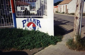 Polar, the national beverage of Venezuela