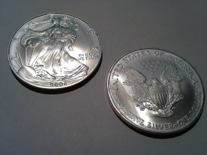 2006 Silver American Eagle 1 OZ .999 Fine Silver Dollar – Uncirculated