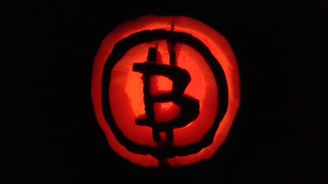 The World's First Bit o Lantern?