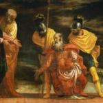 Healing the Centurion's servant by Paolo Veronese, 16th century. Matthew 8:5-13, Luke 7:1-10