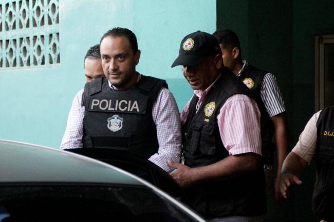 Notifica Gobierno de Panamá extradición de Roberto Borge.  Foto: web