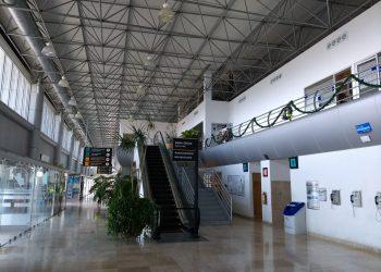 """Aeropuerto """"Mariano Matamoros"""" de Morelos"""