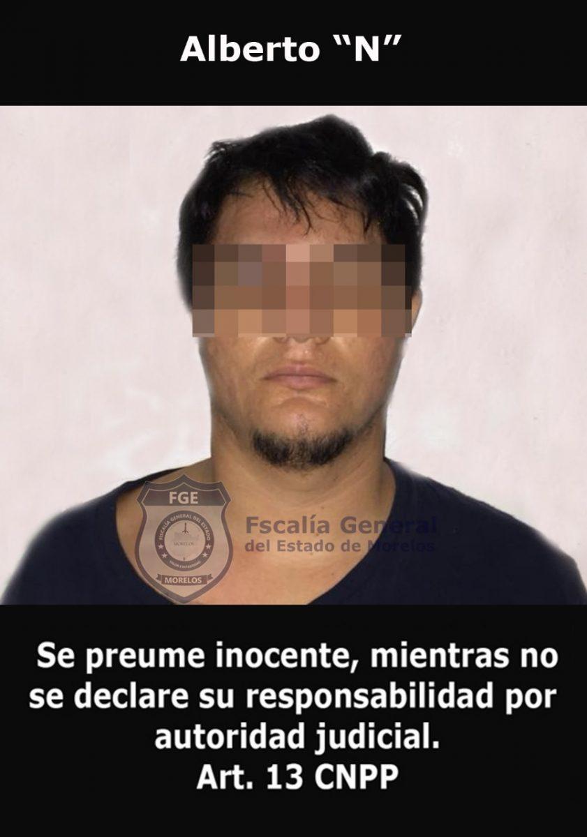 """Alberto """"N"""""""