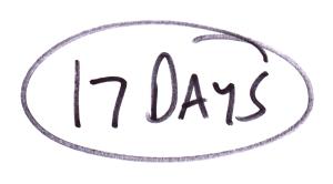 17 Days logo