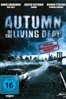 The Autumn Movie starring Dexter Fletcher. Based on the novel by David Moody. German version