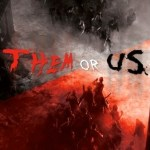 THEM OR US – US cover art
