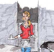 Karen Chase by David Naughton-Shires