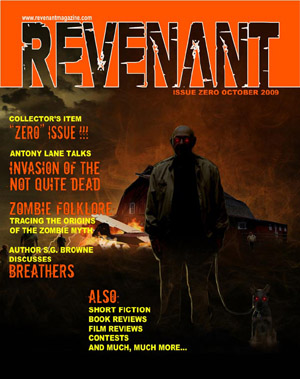 Revenant Magazine Issue Zero