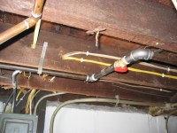 Running Gas Line For Fireplace. How To Install A Natural ...
