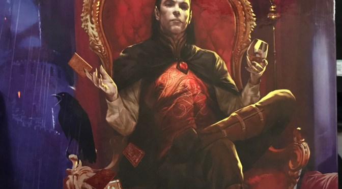 Death House – an intro to 5E Ravenloft